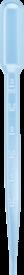 Transfer pipette 3.5ml 0.41 each